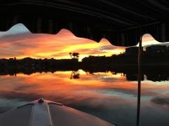 Sunset @ Lake Las Vegas